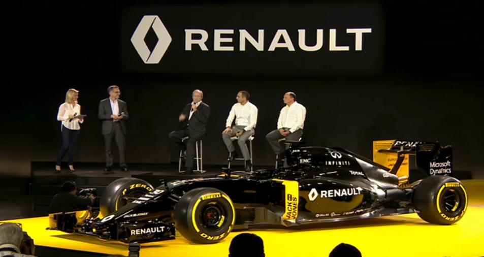 Renault terug van niet weggeweest
